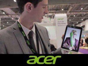 Acer digital magician Keelan Leyser