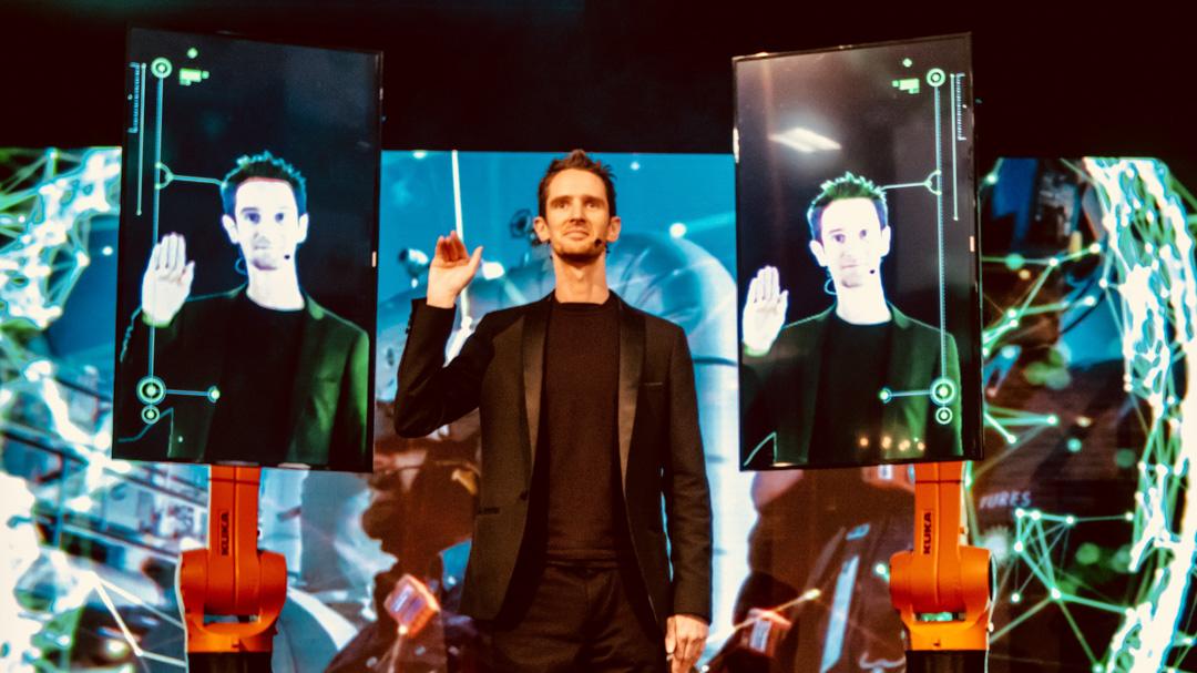 Digital Magician in London UK