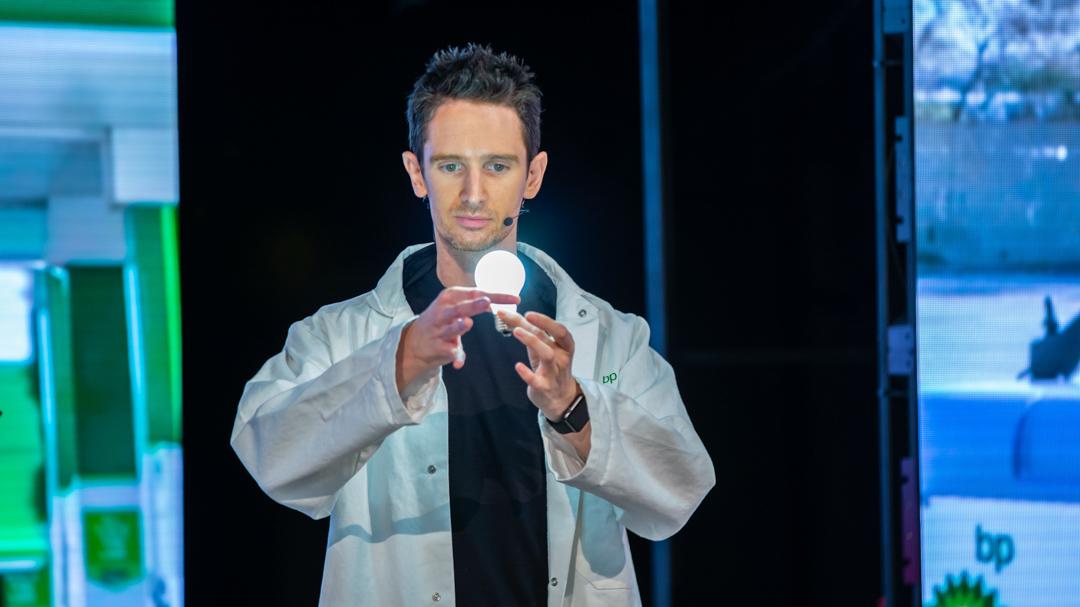 Digital Magician in Bedfordshire